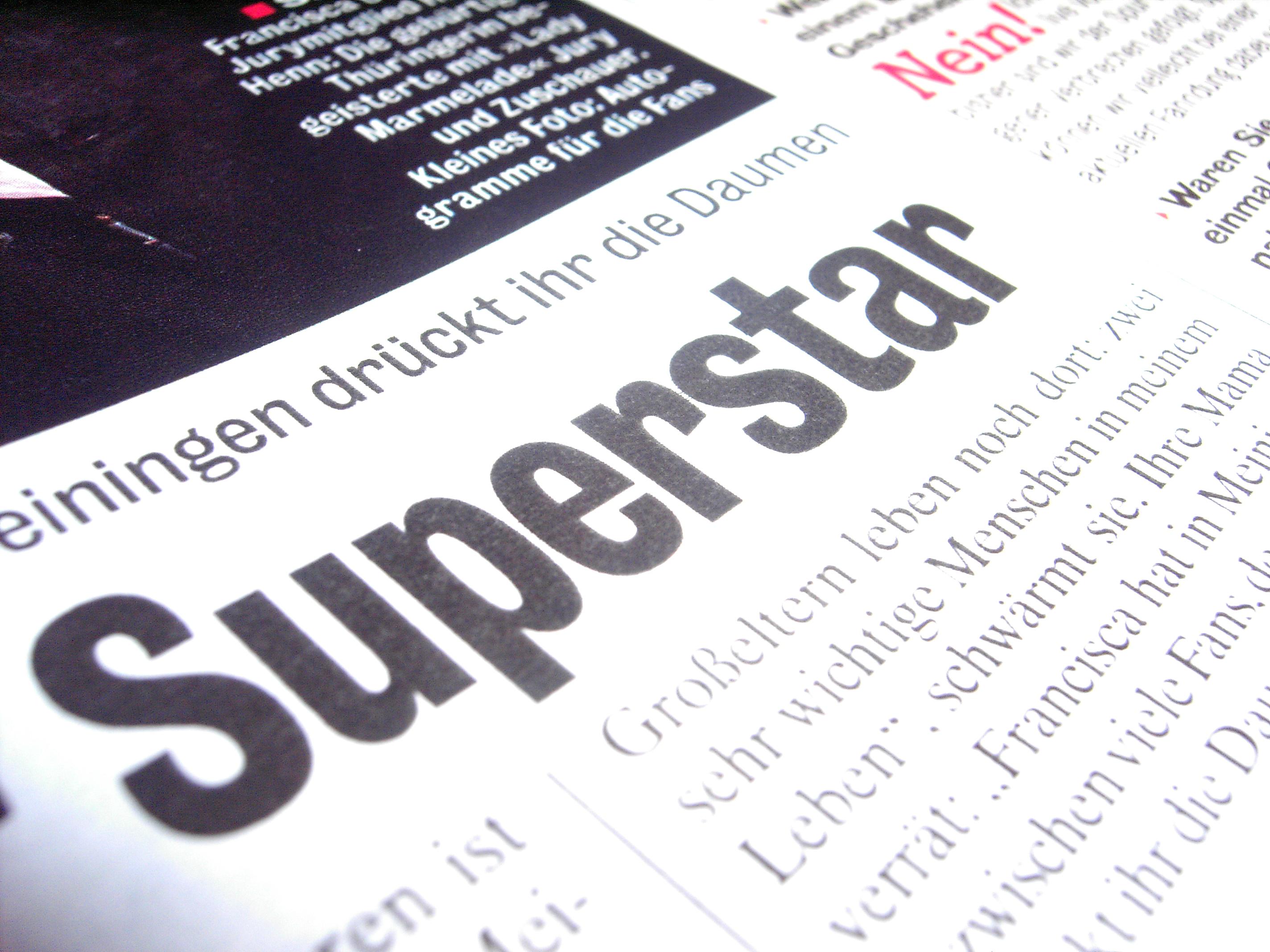 Deutschland sucht den Superstar 2012 Gewinnspiel