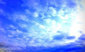 Wolken Antrieb