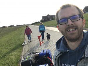 Ankunft auf Baltrum
