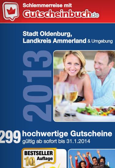 Gutscheinbuch Oldenburg