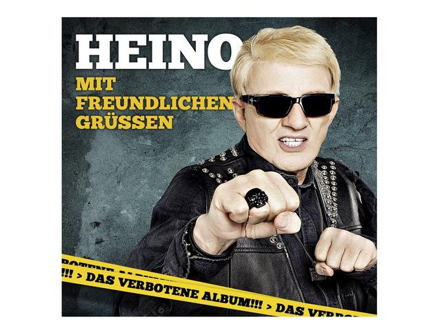 Album: Heino - Mit freundlichen Grüßen