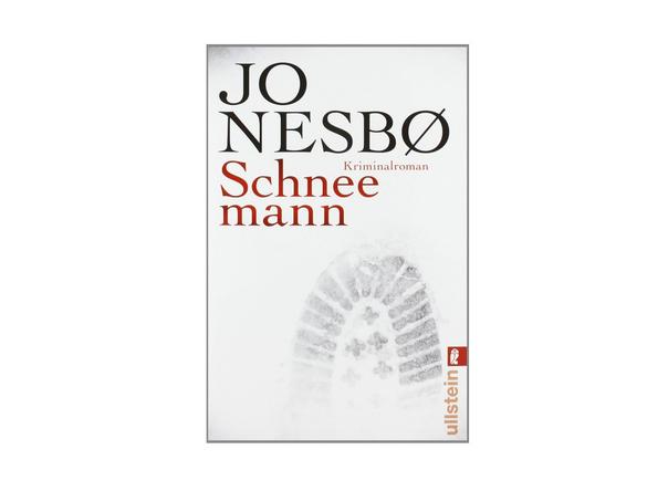 Gewinnspiel Schneemann - Jo Nesbo