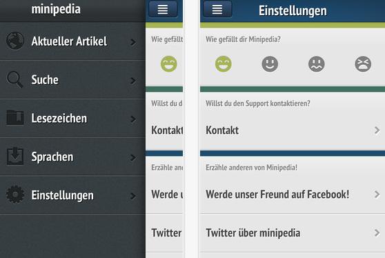 Minipedia Wikipedia offline