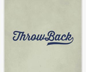 Throwback iPhone App