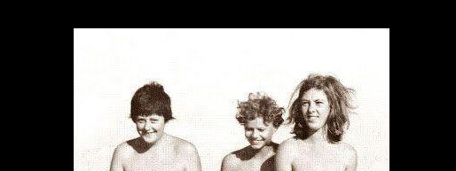Nackt angela merkel fkk Vintage Season,