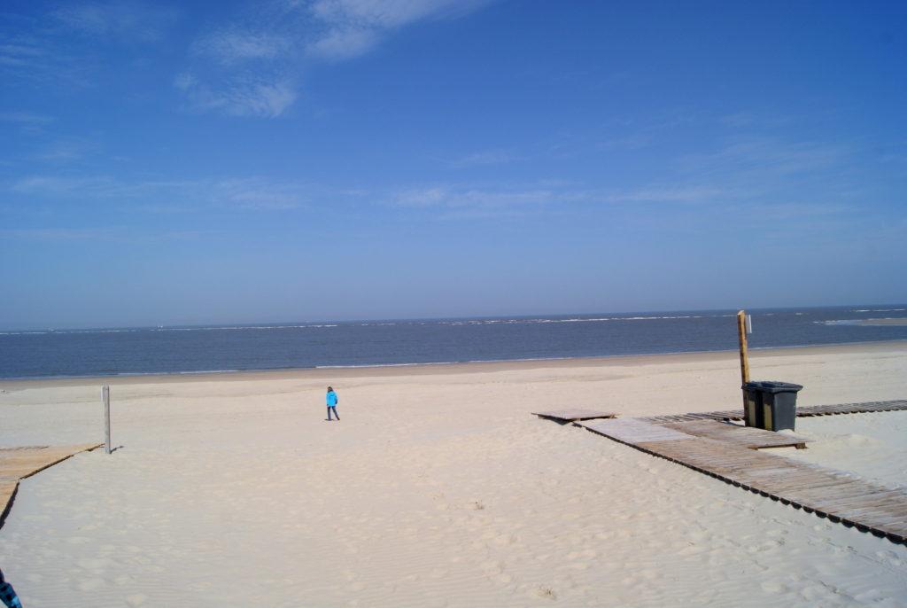 Strand auf Baltrum