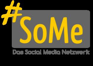 Hashtag SoMe Logo