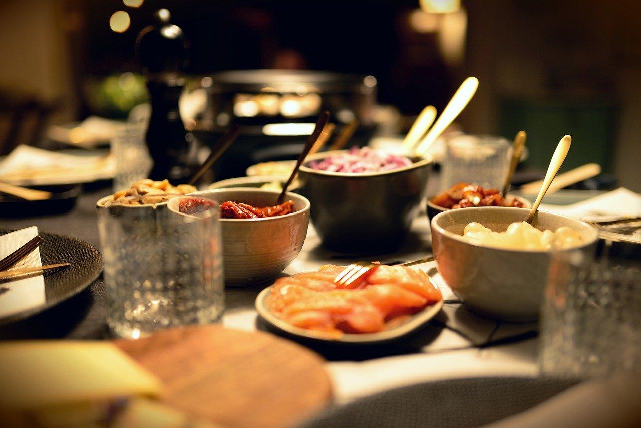 Was gehört auf den Raclette-Grill?